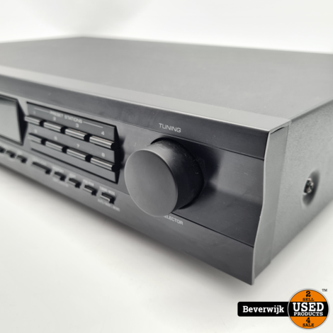 Yamaha Natural Sound TX-592RDS Tuner AM FM - In Nette Staat