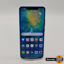 Huawei Mate 20 Pro 128GB Twilight - In Nette Staat