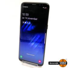 Samsung Samsung Galaxy S8 64GB Zwart - In Prima Staat