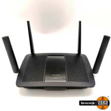 Linksys EA8500 5GHz Router Zwart - In Nette Staat
