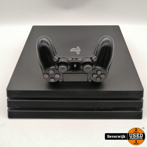 Sony PlayStation 4 Pro 1TB - In Nette Staat