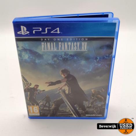 Final Fantasy XV - PS4 Game