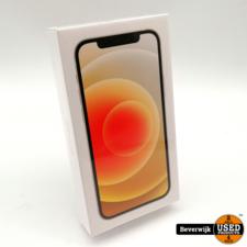 Apple Apple iPhone 12 128 GB Wit 5G - Nieuw in Seal