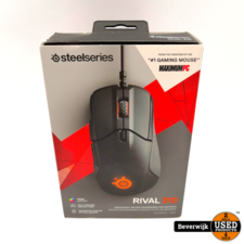 SteelSeries Rival 310 - Gaming Muis - 12000 DPI - Zwart