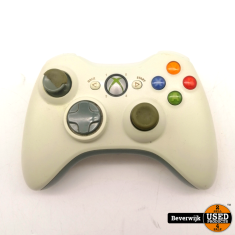 Microsoft Xbox 360 Controller - In Goede Staat