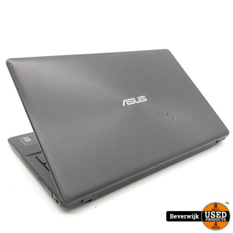 Asus R513C i3 500GB HDD 4GB RAM Laptop Windows 8 - In Goede Staat