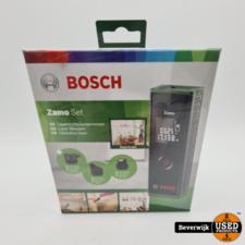 Bosch Bosch Zamo Set Laserafstandsmeter - Nieuw in doos