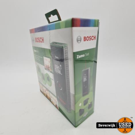 Bosch Zamo Set Laserafstandsmeter - Nieuw in doos