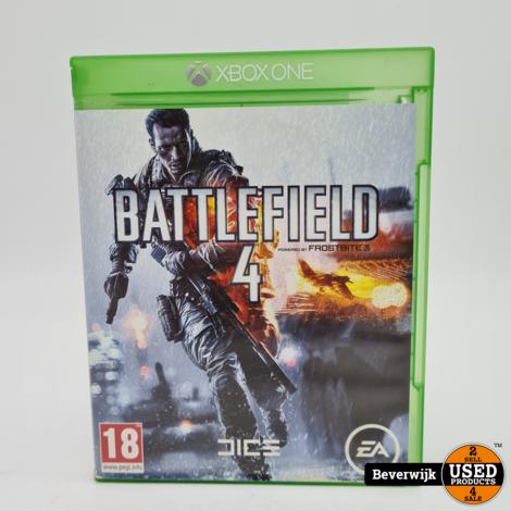Battlefield 4- Xbox One Game