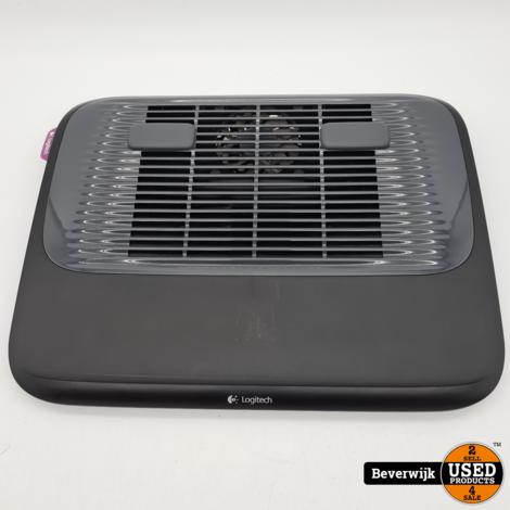 Logitech Cooling Pad N200 - Laptopstandaard met koeling