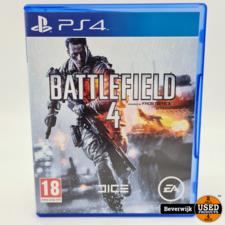 Sony Battlefield 4 - PS4