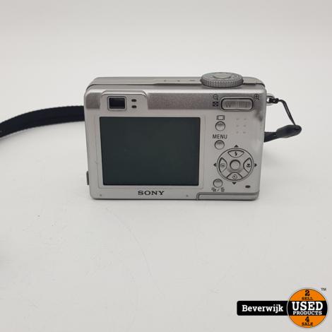 Sony Cybershot Digitale Camera - In Prima Staat