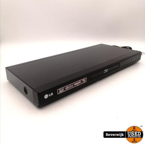 LG BD660 Blu-Ray Speler - In Nette Staat