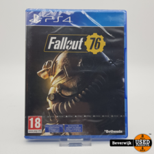 Playstation 4 PS4 Game Fallout 76 - Geseald