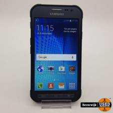 Samsung Samsung Galaxy XCover 3 8GB Grijs - In Prima Staat