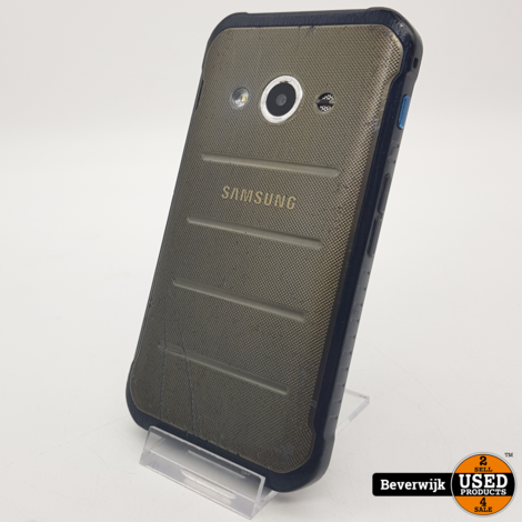 Samsung Galaxy XCover 3 8GB Grijs - In Prima Staat