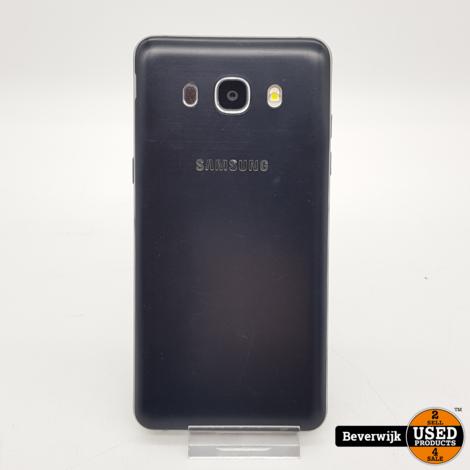 Samsung Galaxy J5 2016 Zwart - In Prima Staat
