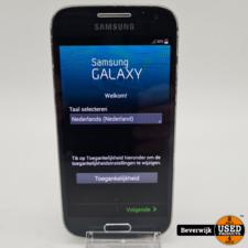 Samsung Samsung S4 Mini 8GB Zwart - In Goede Staat