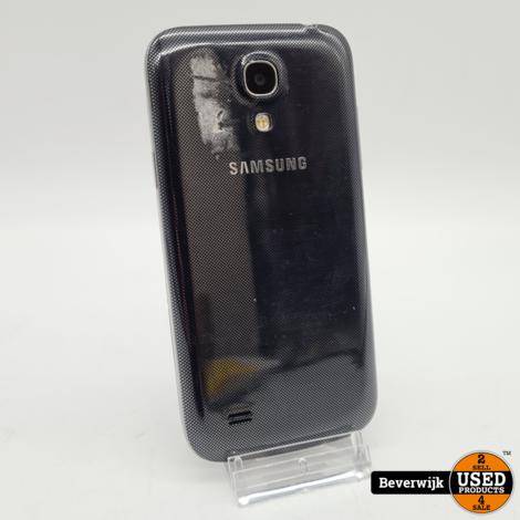 Samsung S4 Mini 8GB Zwart - In Goede Staat