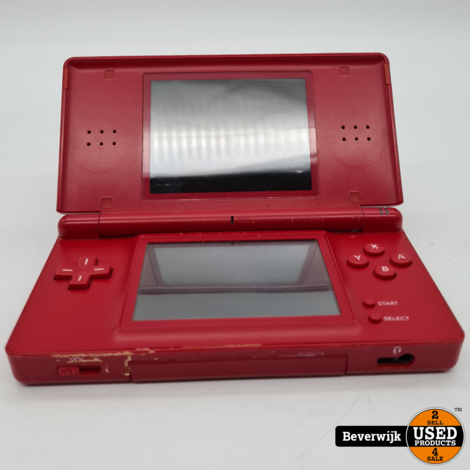 Nintendo DSi Spelcomputer Zwart - Exclusief Oplader