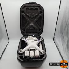 DJI Phantom 3 Standard GPS Wit in Brofish Hardcover Rugzak