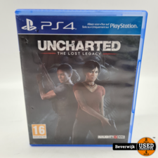 Sony Uncharted: The Lost Legacy - PS4 Game