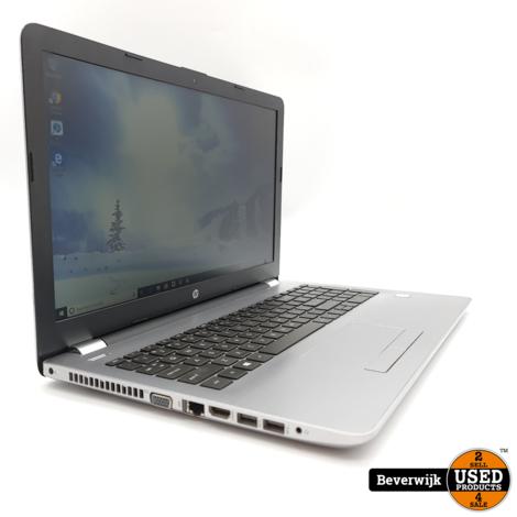 HP 250 G6 120 SSD Schijf i3 6e Generatie - In Goede Staat