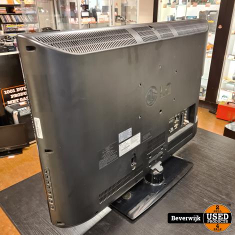 LG 32LD350 FULL HD 32 INCH TV Incl. Afstandsbediening - In Nette Staat