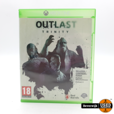 Microsoft Outlast Trinity Xbox One Game - In Nette Staat