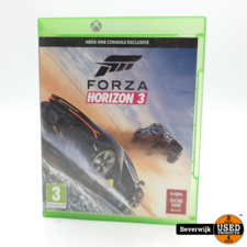 Microsoft Forza Horizon 3 Xbox One Game - In Nette Staat