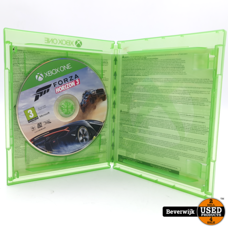 Forza Horizon 3 Xbox One Game - In Nette Staat