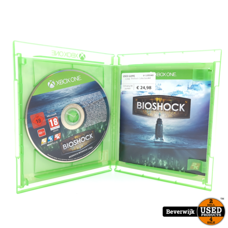 BioShock The Collection Xbox One Game - In Nette Staat