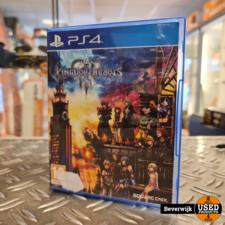 Sony Kingdom Hearts 3 - PS4 Game
