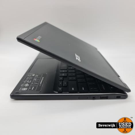 Acer Chromebook R11 16GB Touchscreen Kantelbaar Scherm - In Prima Staat