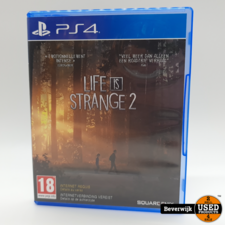 Playstation 4 Life is Strange 2 Sony PlayStation 4 Game - In Nette Staat