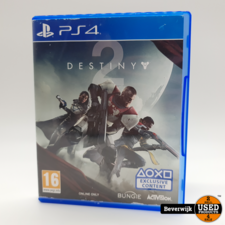 Playstation 4 Destiny 2 Sony PlayStation 4 Game - In Nette Staat