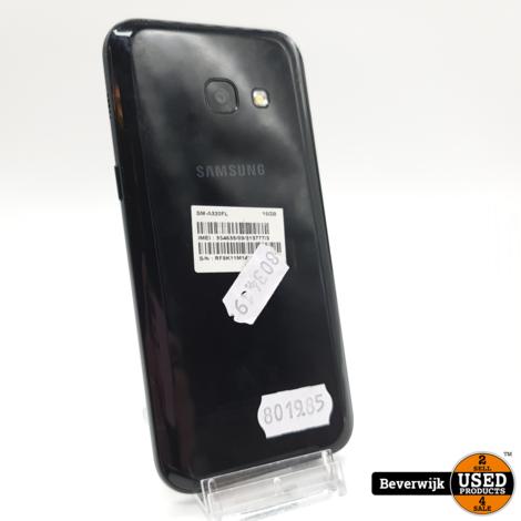 Samsung galaxy A3 2017 16GB - Nette staat - Simlockvrij + Garantie