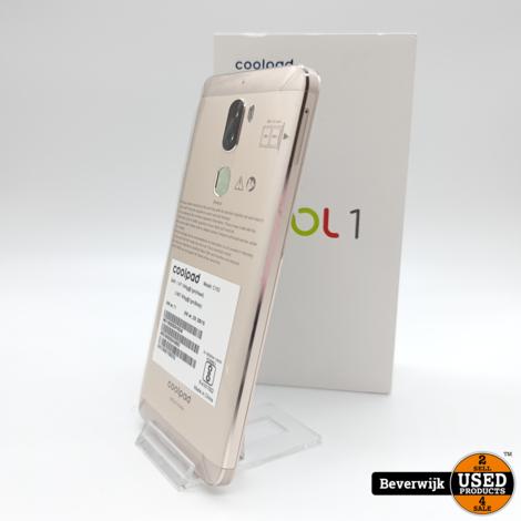 Coolpad Cool 1 32GB Goud - Nieuw