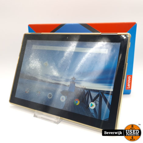 Lenovo TAB4 10 32GB Tablet - In Nette Staat