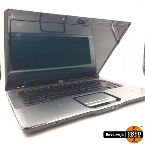 HP Pavilion DV6700 128GB SSD 3GB RAM Intel Dual Core Laptop - In Nette Staat