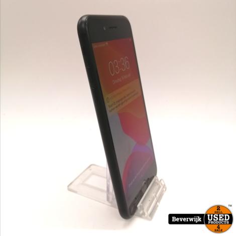 Apple iPhone 7 32GB Zwart - In Nette Staat