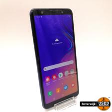 Samsung Samsung Galaxy A7 2018 64GB Zwart - In Prima Staat