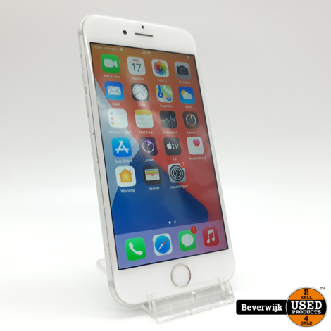 Apple iPhone 6s 16GB Space Gray - In Goede Staat