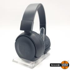 JBL Tune 450 BT Bluetooth Koptelefoon Zwart - In Nette Staat
