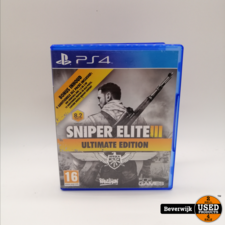 Sony Sniper Elite 3 Ultimate Edition - PS4 Game