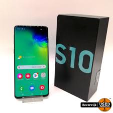 Samsung Samsung Galaxy S10 128GB Groen - In Nette Staat