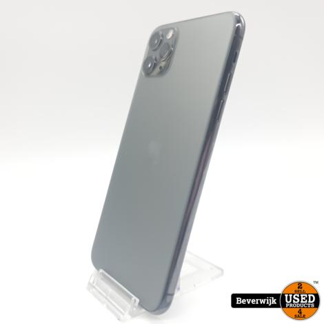 Apple iPhone 11 Pro Max 64GB Space Gray - Nieuw