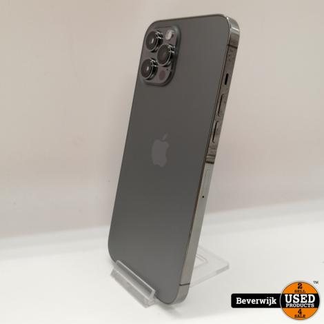 Apple iPhone 12 Pro Max Zwart 512 GB - Nieuw 2 jaar garantie