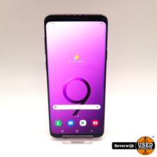 Samsung Samsung Galaxy S9 Plus 64 GB Roze - In Goede Staat
