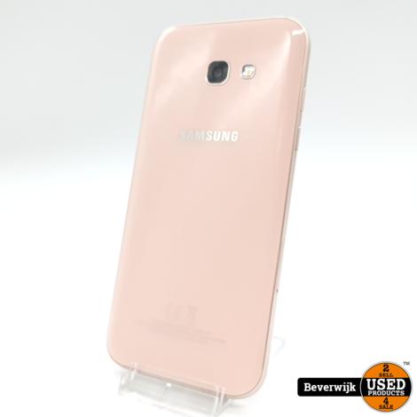 Samsung Galaxy A5 2017 32GB Roze - In Nette Staat